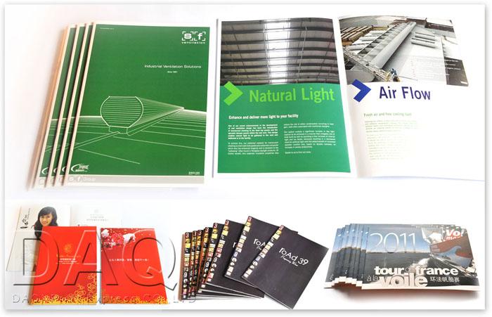 企业宣传册印刷|ci手册印刷