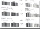 标签、不干胶条码印刷