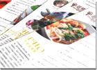菜谱印刷、酒单餐牌印刷