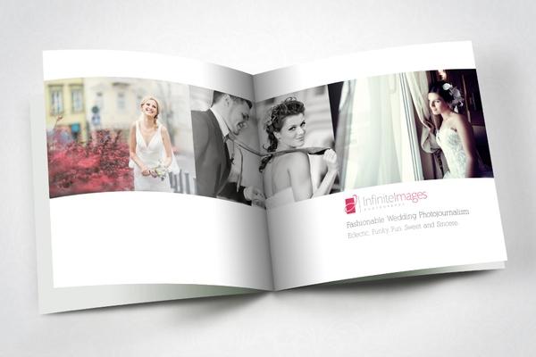国外婚礼摄影小册子设计欣赏